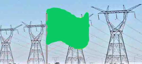 Contas de luz com bandeira verde a partir de 1° de abril