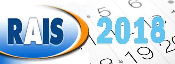 Prazo para entrega da RAIS 2018 vai até 23 de março