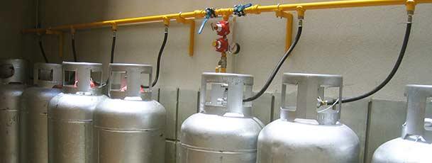 Novo decreto permite botijões de gás, mas só do lado de fora do prédio