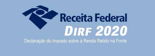 DIRF 2020 deve informar pagamentos feitos por decisão judicial