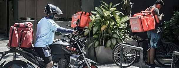 Lei exige controle sanitário para entregas em condomínios