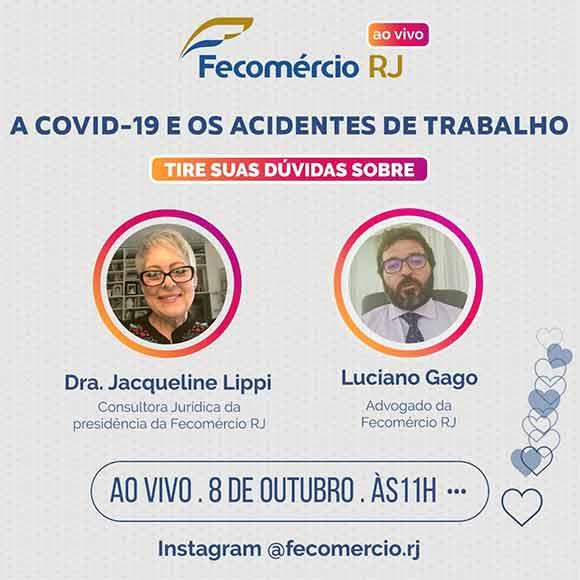 Live Covid-Acidentes Trabalho